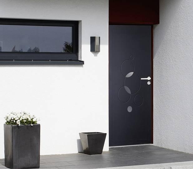Pose d'une porte blindée PICARD à Solliès-Pont