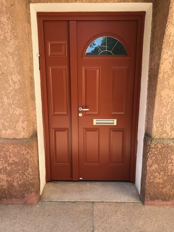 Choisir une porte en acier à Puget ville
