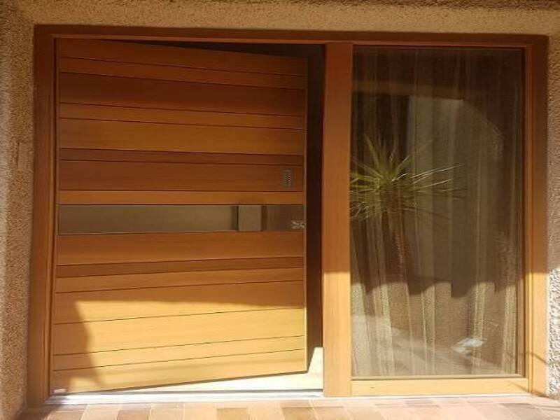 Installation d'une porte NATIVE à HYERES