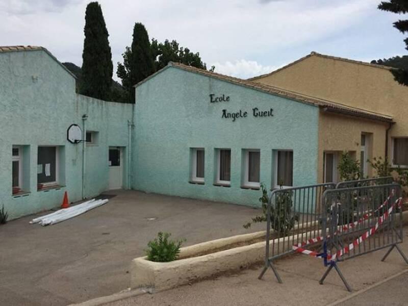 Rénovation des menuiseries de l'Ecole Angele Gueit à Rocbaron